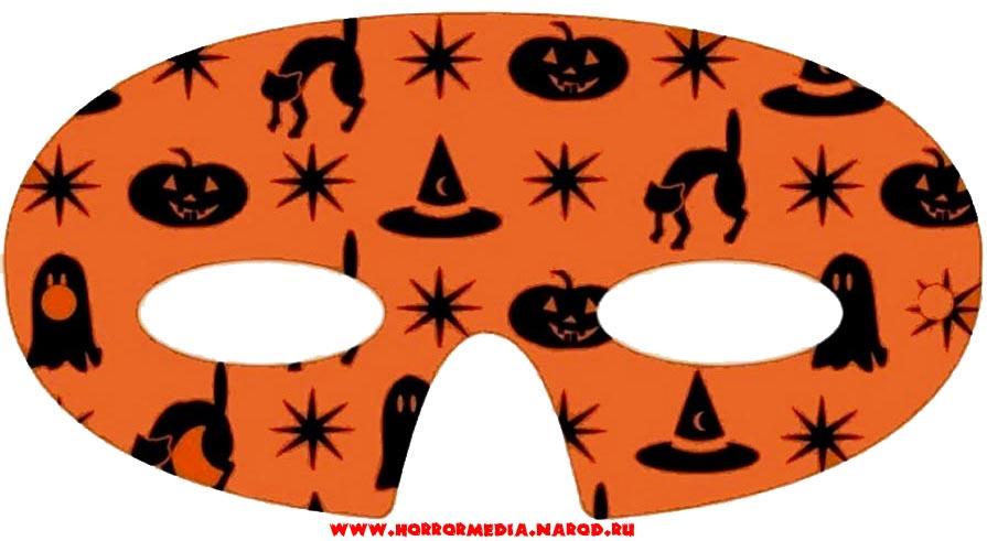 Шаблоны на хэллоуин своими руками фото