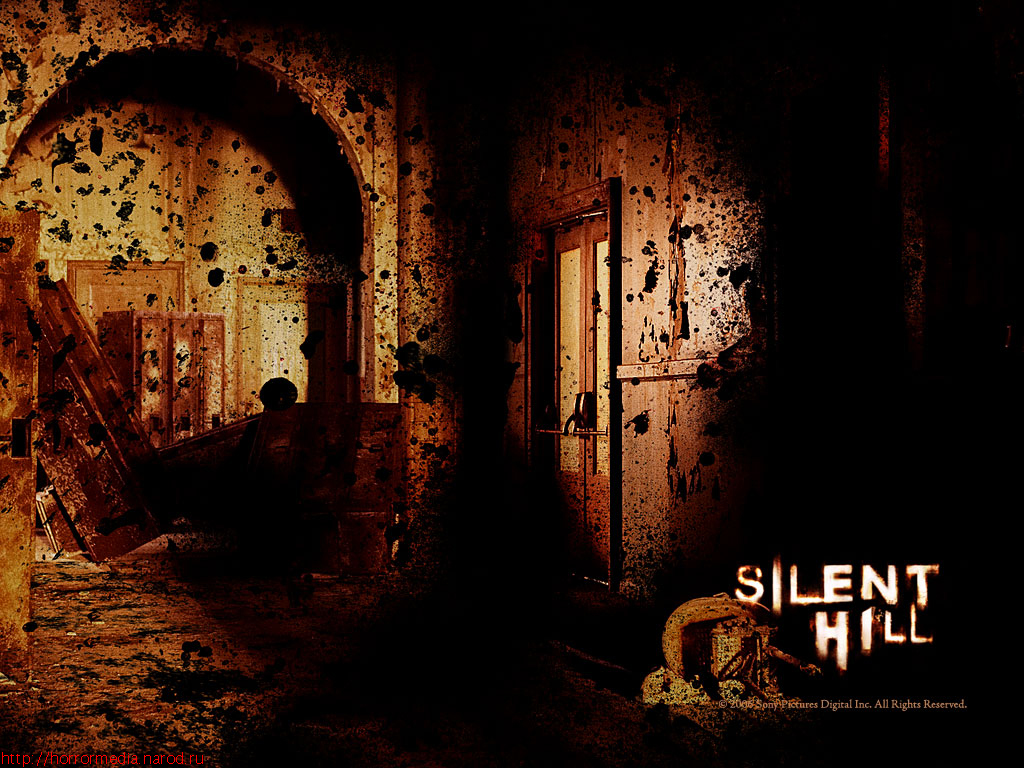 Кафе изнутри SilentHill